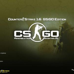 Counter-Strike 1.6 Global Offensive (CSGO)